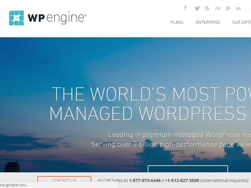 WPEngine 웹호스팅 구입 및 도메인 연결 방법