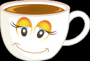 - 커피 한잔